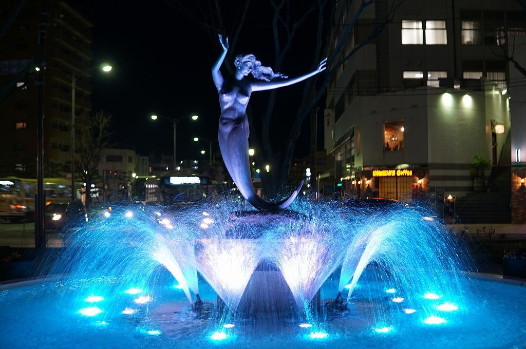 【噴水】平塚駅南口広場 噴水改修(神奈川県)