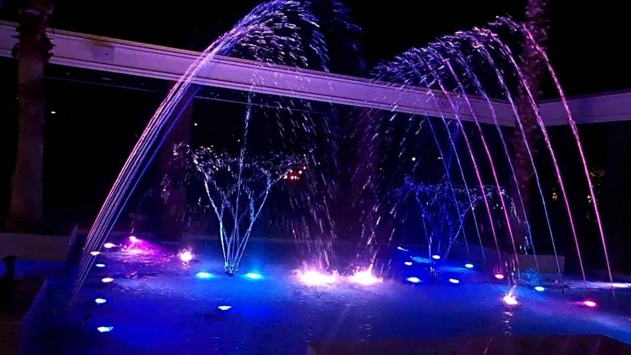 【噴水ショー】土浦結婚式場「Franc Belle Amour」音楽噴水ショー(茨城県)