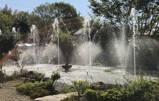 【噴水設置】施工事例(ショー/イベント)に記事を追加しました。