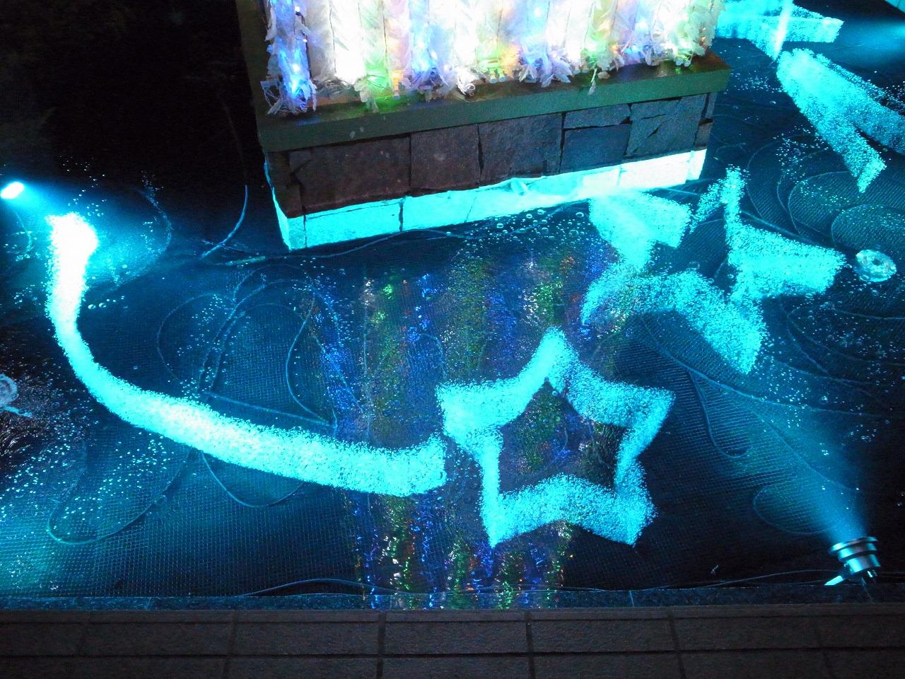 【レンタル噴水】御殿場高原 時之栖 マジックアワー(静岡県)