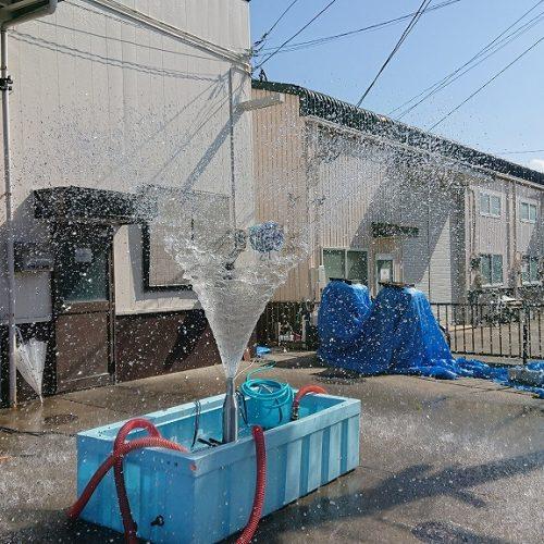 【噴水の種類】バラエティ噴水