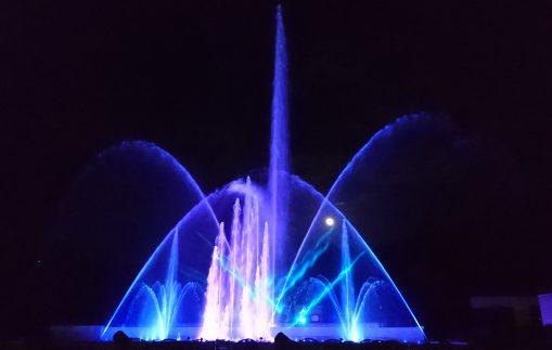 【噴水ショー】施工事例(ショー/イベント)に記事を追加しました。
