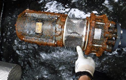 【メンテナンス】噴水・水景施設のメンテナンス承ります