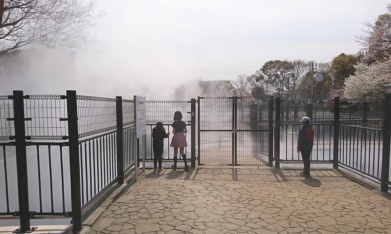 【ミスト】東柏ヶ谷近隣公園 親水施設設計・施工(神奈川県)
