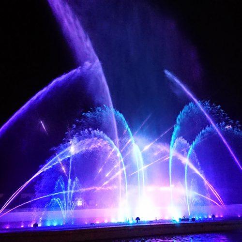 【噴水ショー】御殿場高原 時之栖 音楽噴水ショー プログラムリニューアル(静岡県)