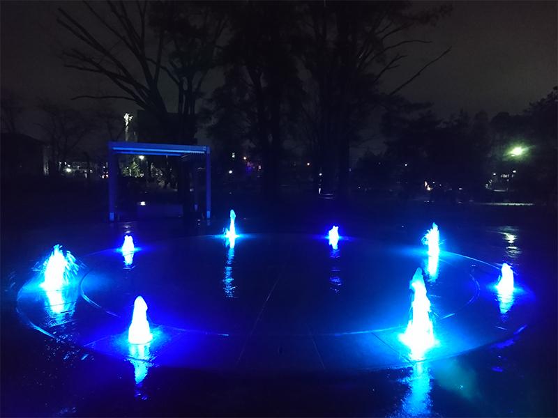 【じゃぶじゃぶ池】水城公園 親水施設設計・施工(埼玉県)