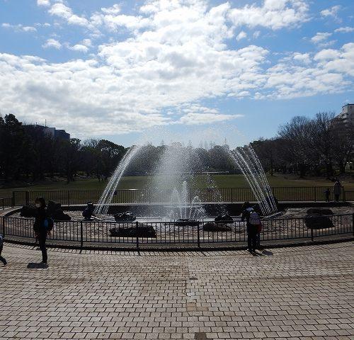 【噴水】平和の森公園 愛し子の噴水改修工事(東京都大田区)
