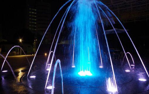【噴水】施工事例(水景施設)に記事を追加しました。