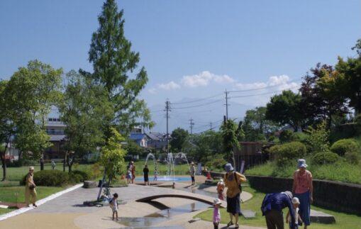 【噴水・せせらぎ・じゃぶじゃぶ池】施工事例(水景施設)に記事を追加しました。