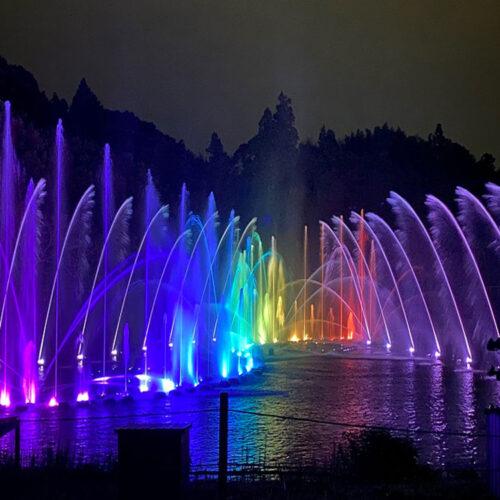 【日本最大級噴水ショー】はままつフルーツパーク 音楽噴水ショープログラムリニューアル 2020-21バージョン(静岡県)