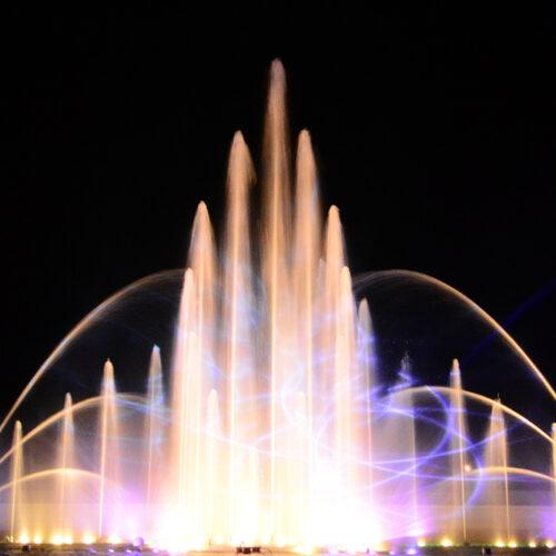 【日本最大級噴水ショー】御殿場高原 時之栖 音楽噴水ショー プログラムリニューアル2020(静岡県)