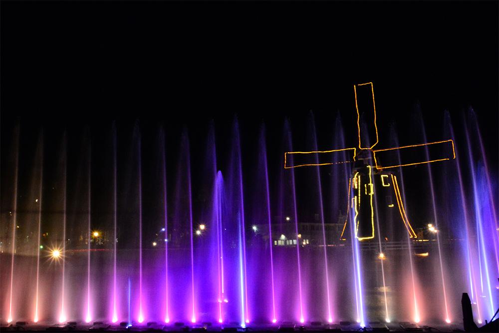 【噴水ショー】ハウステンボス 音楽噴水ショー プログラムリニューアル2021(長崎県)